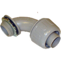 "1/2"" 90° Non-Metallic Connector Product Image"