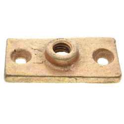 """1/2"""" Copper Ceiling Plate Product Image"""