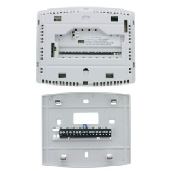 Prog. Tstat w/ Humidity or Ventilation Control (Touchscreen, Wi-Fi) Product Image