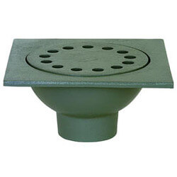 866 2i Sioux Chief 866 2i 2 Quot Bell Trap Floor Drain