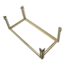 CNG Slab Stand Condenser Bracket (Powdercoat) Product Image