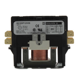 Definite Purpose Contactor, 2P, 30A (208/240V) Product Image