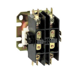 2 Pole, 25 Amp<br>Contactor (277V) Product Image