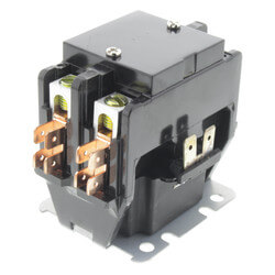 Type 122 2 Pole Contactor 24 VAC Coil<br>40 Amp Contacts Product Image