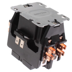 2 Pole Contactor, Type 122, 208/240 VAC Coil, 40 Amp Contacts, 997 Ohms DC Resistance, 25 mA