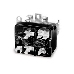 Potential Relay, Type 128000, 420 VAC Coil, 50/60 Hz. Coil Data: 300-328 VAC Pickup Range