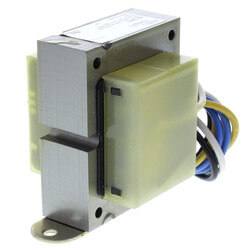 Transformer, 40VA, 60 Hz, 120V Primary, 24V Secondary, Foot Mount