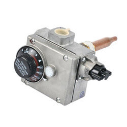 "White Rodgers Temperature Control for Natural Gas, FVIR Related, 4"" Manifold Pressure Setting, A=2 1/2"""