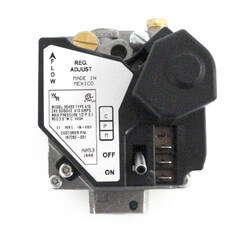 """3/4"""" Slow Opening Gas Valve, Natural Gas Product Image"""