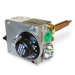 Gas Control Thermostat<br>& Valve w/ Lead Wires<br>LP (HSI Control Valves) Product Image
