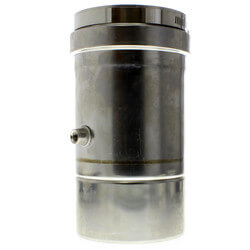 """4"""" Vertical Drain Tee Product Image"""