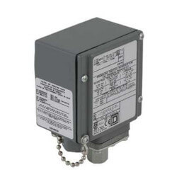 Electromechanical Pressure Switch, SPDT, 10 Amp, 475 Max PSI Product Image