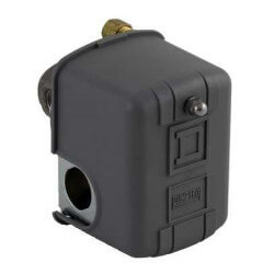 """Air Compressor Pressure Switch, 1/4"""" NPT Port, 70-150 PSI, Off at 100 PSI Product Image"""
