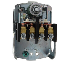 """Pressure Switch w/ 2 Way Valve, 1/4"""" NPSF, 40-100 PSI, Off at 100 PSI Product Image"""