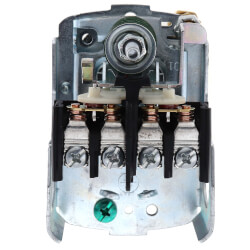 """Pressure Switch w/ 2 Way Release Valve, 1/4"""" NPSF, 40-100 PSI Off at 100 PSI Product Image"""