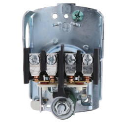 Air Compressor Pressure Switch, 4 Way Flange, 70-150 PSI, 12A (600V) Product Image