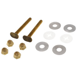 "Johni-Ring/Closet Bolts Standard Combination Pk (for 4"" Waste Lines) Product Image"