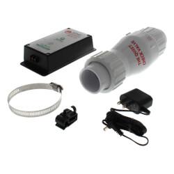 Model BE801 Shark Simplex Auto. Grinder Pump (115V, 1/2 HP, 7.0A) Product Image