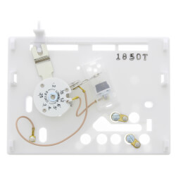 24V Horizontal Mount Thermostat (1Heat)