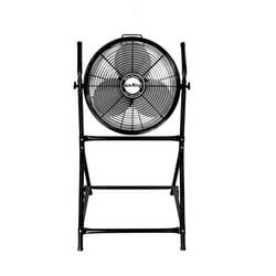 "9219 - 18"" 3 Speed<br>Roll About Stand w/ Fan<br>(3190 CFM) Product Image"