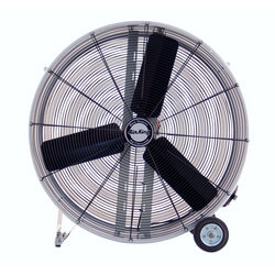 "9236D 36"" Industrial Grade Direct Drive Drum Fan Product Image"