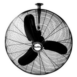 "9370 30"" 3 Speed Ceiling<br>Mount Fan (8780 CFM) Product Image"