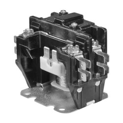 1 Pole Contactor, 120 VAC Coil, 30 Amp Contacts Product Image