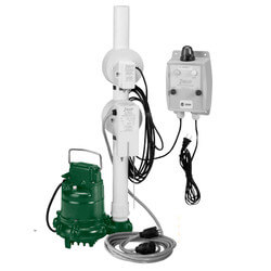 N153 Pump w/ Oil Guard Pump Switch & Panel (115V, 1/2 HP, 10.5 Amps) Product Image