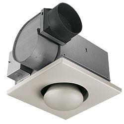9417DN Single 250W Bulb Heater w/ 70 CFM Exhaust Fan (Type IC) Product Image