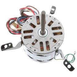 "5-5/8"" 3-Speed Fleximount Fan/Blower Motor (277V, 1075 RPM, 1/6 HP) Product Image"