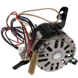 "5-5/8"" 3-Speed Fleximount Fan/Blower Motor (277V, 1075 RPM, 1/4 HP) Product Image"