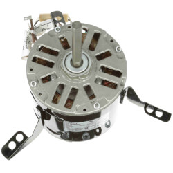 "5-5/8"" 1-Speed Fleximount Fan/Blower Motor (277V, 1075 RPM, 1/2 HP) Product Image"