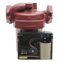 UPS 26-150F 3-Speed<br>Cast Iron Circulator<br>Pump 115V, 1/3 HP Product Image