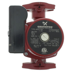 UPS43-100F 3-Spd High Flow Flanged Circulator Pump, 230V Product Image