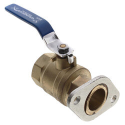 "1-1/4"" GF 15/26 Bronze Dielectric Isolation Valve Pair (Threaded) Product Image"
