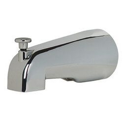 Smart Spout with Shower Diverter (Chrome) Product Image