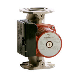 UPS 50-60SF 3-Speed Stainless Steel Circulator Pump 115V, 1/2 HP Product Image