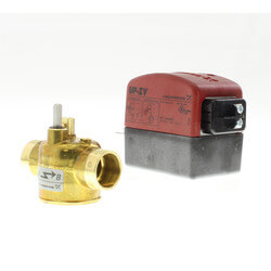 "3/4"" Sweat UP-ZV 2-Way, Normally Closed Zone Valve Product Image"