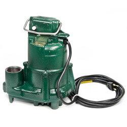 Model E98 Flow-Mate Man. Cast Iron Effluent Sump Pump - 230 V, 1/2 HP Product Image