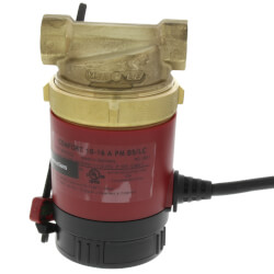 "UP10-16 PM A B5/LC, Comfort PM Auto Pump (1/2"" Swt) Product Image"