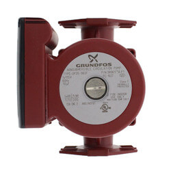 UP26-96BF Stainless Steel Circulator Pump<br>(1/12 HP, 115V) Product Image