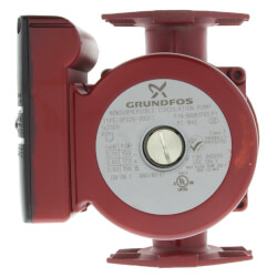 UPS26-99BFC, 3-Speed Stainless Steel Circulator Pump (1/6 HP, 230V) Product Image
