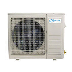 D-Series 1 Zone Ductless Mini-Split AC/Heat Pump 18,000 BTU (Outdoor Unit) Product Image