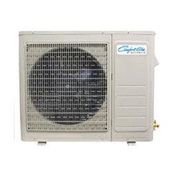 D-Series 1 Zone Ductless Mini-Split AC/Heat Pump 9,000 BTU (Outdoor Unit) Product Image