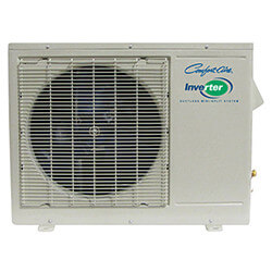 9,000 BTU VMH Series 1 Zone Ductless AC/Heat Pump (Outdoor Unit) Product Image