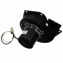 1-Speed 3000 RPM 80 CFM Williamson Centrifugal Blower (115V) Product Image