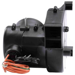 1-Speed 3300 RPM 1/40 HP Intercity Draft Inducer Motor (115V) Product Image