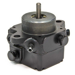 Single Stage Oil Pump (1725 RPM)
