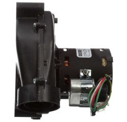 2-Speed 3450 RPM 1/18 HP York Draft Inducer Motor (115V) Product Image