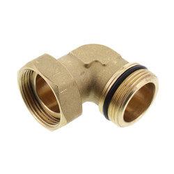 "R32 Union x 1-1/4"" BSP Male Manifold Elbow Union Product Image"